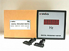 Frekuensi Hz Meter Digital LED E294F 96x96mm 1phase EWIG.