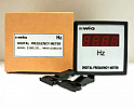 Frekuensi Hz Meter Digital LED E294F 72x72mm 1phase EWIG