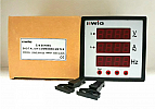 Digital Multi Meter LED A V HZ 3phase E294Z UIF 96X96mm EWIG.