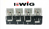 Ampere Meter Analog EWIG 80x80 5A~30A.